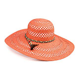 Infinity Selections Ladies Fashion Toyo Hat