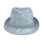 Front - 8951-Infinity Selections Fashion Fedora Hat