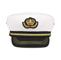 Front - 2143-Linen Captain Hat