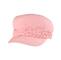 Quarter - 6599-Ladies' Brushed Canvas Newsboy Hat