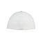 Back - 6863-Mega Flex Low Profile Plaid Cotton Fitted Cap