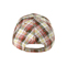 Back - 6866-Low Profile (Uns) Washed Plaid Cap