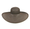 Back - 6602-Infinity Selecitons Ladies' Fashion Wide Brim Hat
