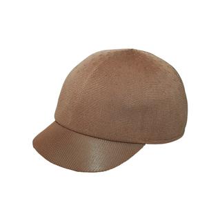 2518-Polyster Knit Jockey Cap