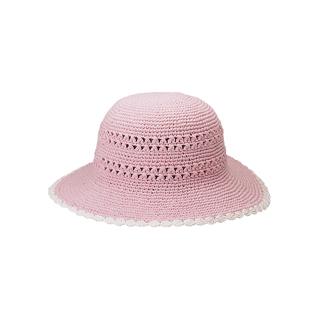 2803-Girls' Wide Brim Hat