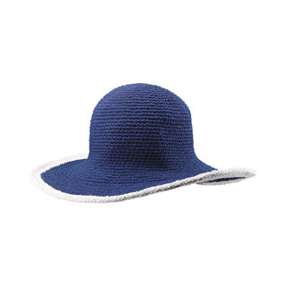 2806-Girls' Wide Brim Fashion Hat