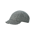 Wool Fashion Fitted Cap