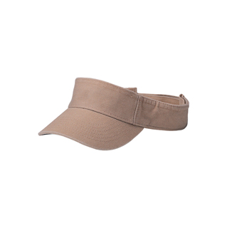4021AY-Youth Pro Style Cotton Twill Washed Visor