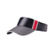 Main - 4042-Leather Look Fitted Visor