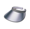"Main - 4107-""Deluxe"" Metallic PVC Clip-On Visor"