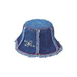 Washed Denim Hat