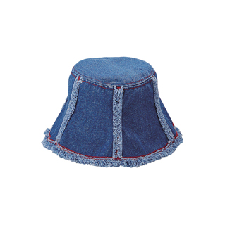 4505B-Washed Denim Hat