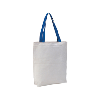 1501-Cotton Canvas Tote Bag