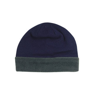 5016-Knitted Army Beanie