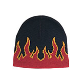 Jaquard Knitted Beanie