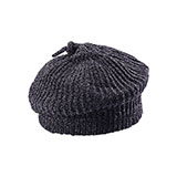 Chenille Knitted Beanie