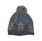 Main - 5062-Jaquard Knitted Beanie