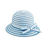 Ladies' Sewn Braid Hat