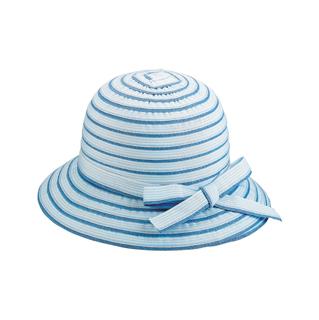 6521-Ladies' Sewn Braid Hat