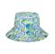 Main - 6556-Ladies' Floral Reversible Bucket Hat