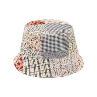 6574Y-Girls' Reversible Bucket Hat