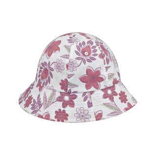 6577-Ladies' Floral Bucket Hat