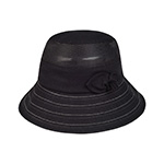 Ladies' Linen/Mesh Fashion Bucket Hat
