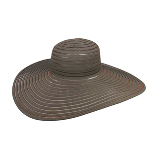 6602-Infinity Selecitons Ladies' Fashion Wide Brim Hat