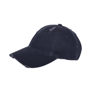 6858-Low Profile (Uns) Washed Cotton Twill Cap