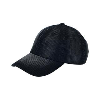 6859-Low Profile (Uns) Pinstripe Washed Cotton Cap