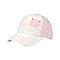 Main - 6868XY-Toddler Low Profile  (Uns) Retro Two-Tone Denim Cap
