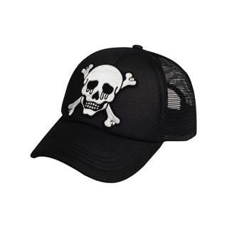 6881-Low Profile (Str) Fashion Trucker Cap