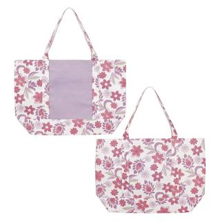 1517-Floral Tote Bag
