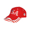 Main - 6917Y-Youth Low Profile (Str)  USA Flag Heavy Brushed Twil Cap