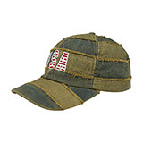 Low Profile (Uns) Washed Denim Cap