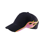 Ladies' Brushed Cotton Twill Flame Cap