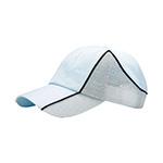 Microfiber/Mesh Back Cap