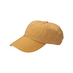 Youth Low Profile (Uns) Dyed Washed Cotton Twill Cap