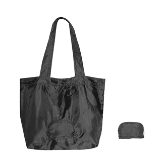 1701-Packable Water Repellent Tote Bag