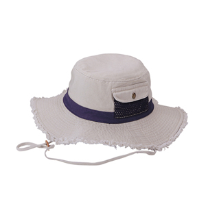 7862-Cotton Twill Washed Bucket Hat