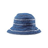 Cut & Sewn Denim Bucket Hat
