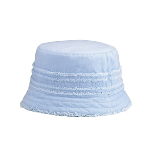 7909-Ladies' Washed Bucket Hat