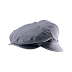 Washed Ivy Cap W/Flap