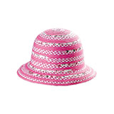 Girls' Sewn Braid Hat