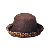 LADIES' FELT HAT