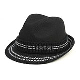 Infinity Selections Wool Blend Fedora