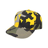 Youth Low Profile (Str) Camo Twill Cap