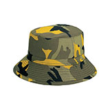 Youth Camouflage Twill Hunting Hat