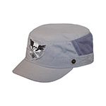 Brushed Canvas Fashion Army Cap
