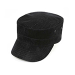 Infinity Selections Special Polyester Denim Fidel Cap